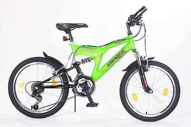 20 zoll mountainbike kinderfahrrad jugendfahrrad 18 gang vollgefedert fahrrad ebay. Black Bedroom Furniture Sets. Home Design Ideas