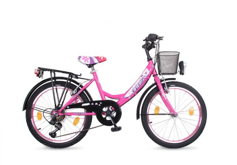 20 zoll kinder fahrrad cityfahrrad m dchenfahrrad rad stvo voltage lady pink fahrr der. Black Bedroom Furniture Sets. Home Design Ideas