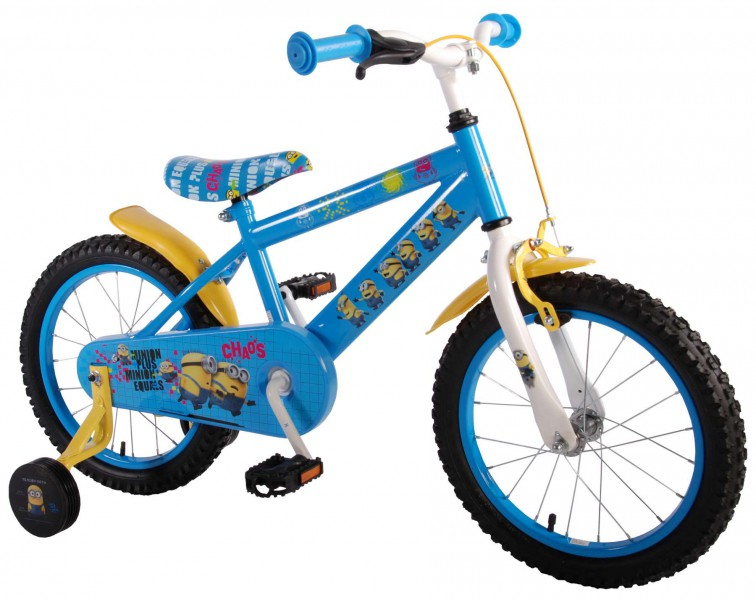 16 16 zoll kinderfahrrad kinder fahrrad bike rad disney. Black Bedroom Furniture Sets. Home Design Ideas