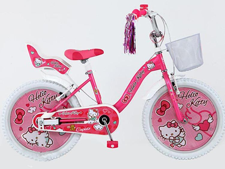 20 zoll kinderfahrrad m dchen fahrrad hello kitty 2016. Black Bedroom Furniture Sets. Home Design Ideas