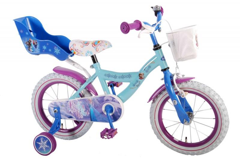 14 zoll m dchenfahrrad kinderfahrrad fahrrad frozen disney. Black Bedroom Furniture Sets. Home Design Ideas