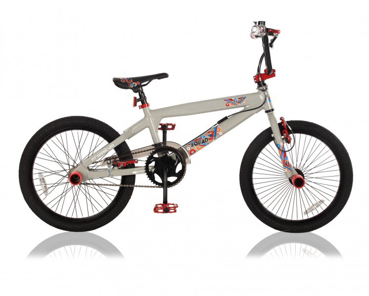 20 zoll alu aluminium bmx fahrrad rad kinderfahrrad 360. Black Bedroom Furniture Sets. Home Design Ideas