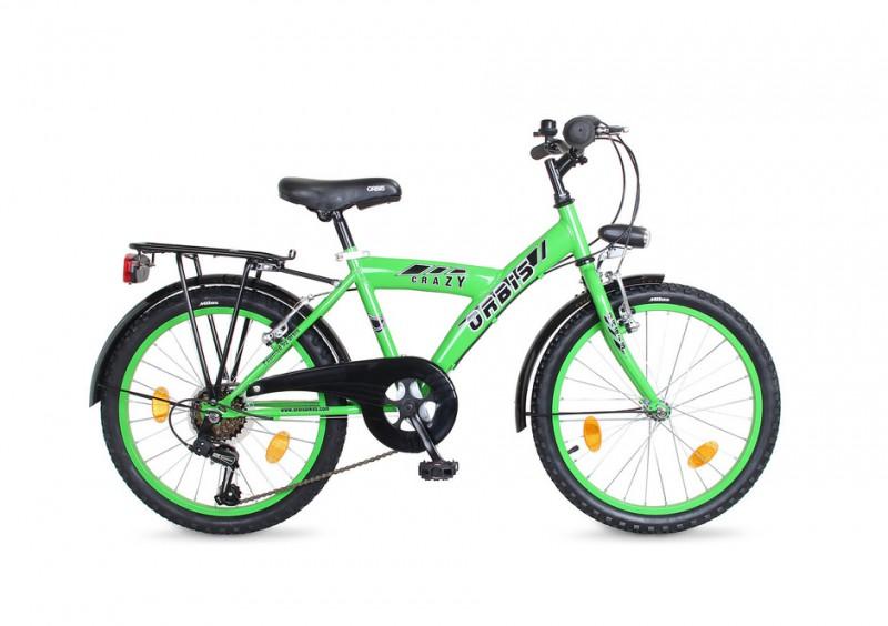 20 zoll kinder city fahrrad bike rad kinderfahrrad citybike cityfahrrad stvo ebay. Black Bedroom Furniture Sets. Home Design Ideas