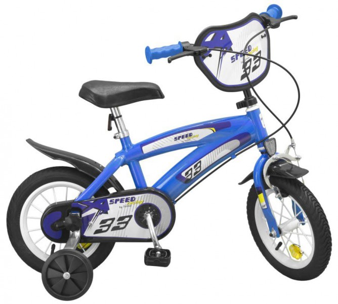 12 zoll kinderfahrrad speed blau fahrr der. Black Bedroom Furniture Sets. Home Design Ideas