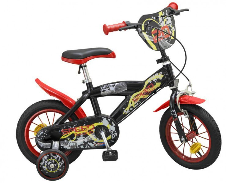12 zoll kinderfahrrad speed rot fahrr der. Black Bedroom Furniture Sets. Home Design Ideas