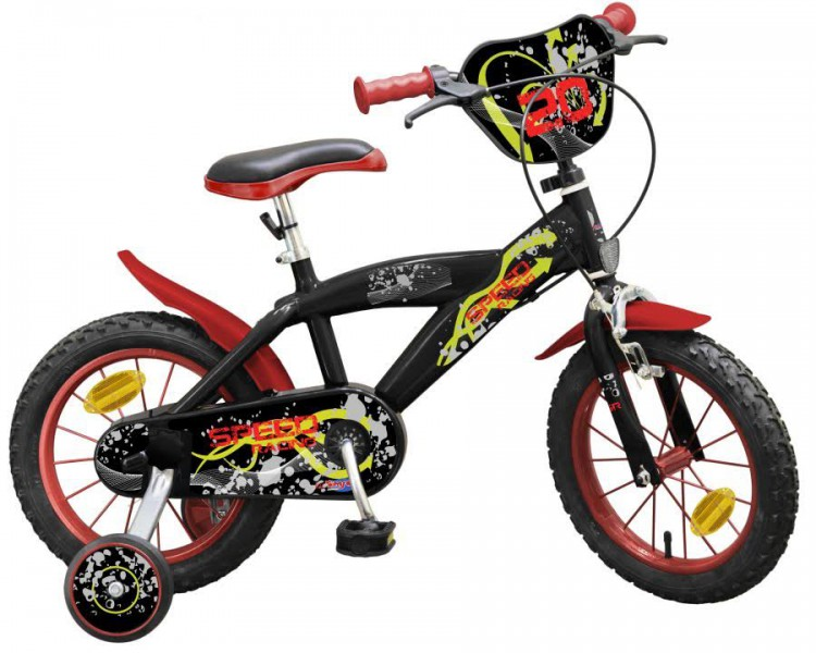 14 14 zoll kinderfahrrad kinder jungen fahrrad rad bmx. Black Bedroom Furniture Sets. Home Design Ideas