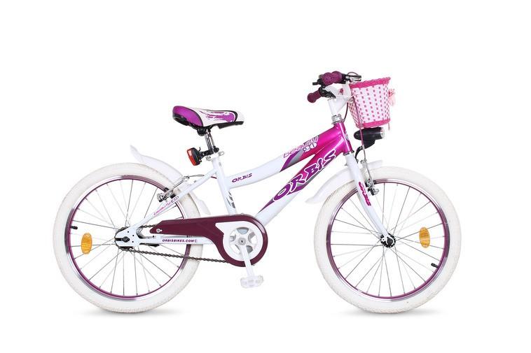 20 zoll m dchen kinder fahrrad kinderfahrrad beauty pink. Black Bedroom Furniture Sets. Home Design Ideas