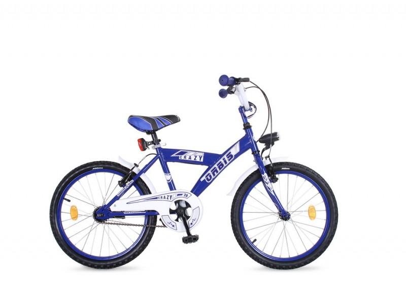 16 20 zoll bmx kinder fahrrad rad kinderfahrrad 16 20 jugendfahrrad blau power oder crazy. Black Bedroom Furniture Sets. Home Design Ideas