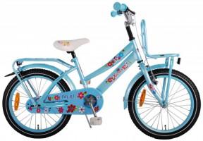 18 18 zoll kinder holland fahrrad m dchenfahrrad. Black Bedroom Furniture Sets. Home Design Ideas