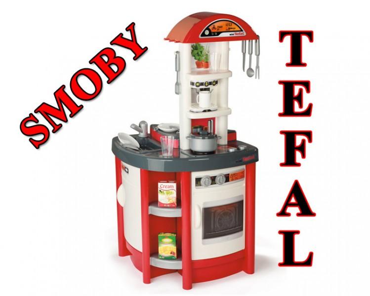 Smoby tefal kinderkuche spielkuche spielzeug kuche for Smoby kinderküche