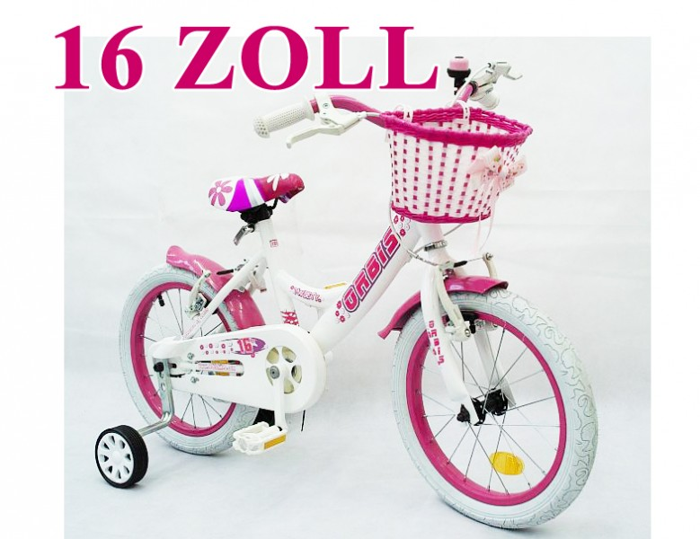 20 16 zoll kinder fahrrad m dchenfahrrad kinderfahrrad. Black Bedroom Furniture Sets. Home Design Ideas