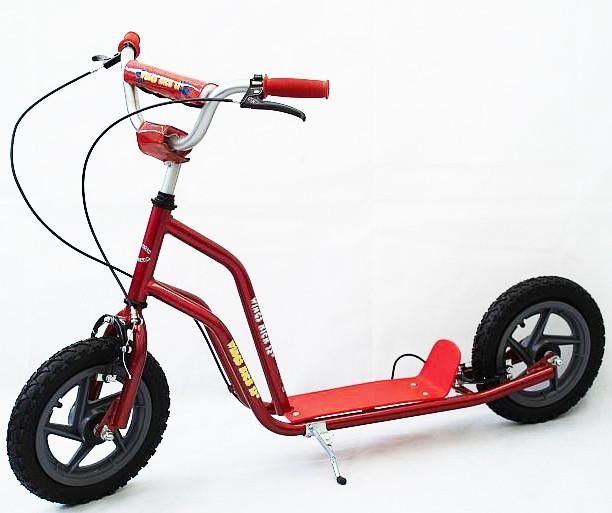 12 zoll kinder tretroller kids scooter roller kinderroller. Black Bedroom Furniture Sets. Home Design Ideas