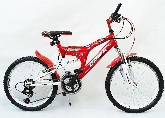 20 zoll mountainbike kinderfahrrad jugendfahrrad 18 gang vollgefedert fahrrad ebay. Black Bedroom Furniture Sets. Home Design Ideas