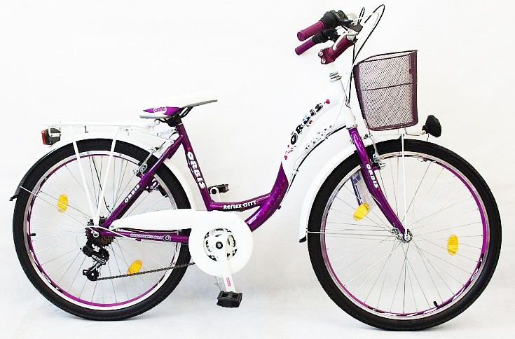 24 26 zoll damenfahrrad cityfahrrad citybike. Black Bedroom Furniture Sets. Home Design Ideas