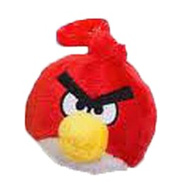 angry birds pl sch pl schfigur vogel kuscheltier stofftier schl sselanh nger 7cm ebay. Black Bedroom Furniture Sets. Home Design Ideas