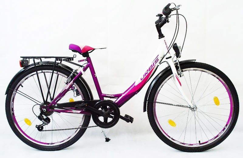 24 26 Zoll Fahrrad Damenfahrrad Cityfahrrad Citybike Madchenfahrrad