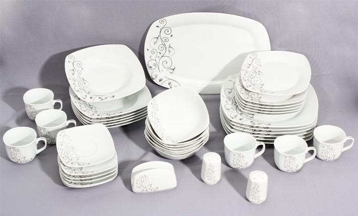 26 38 tlg porzellan tafelservice geschirrset tellerset ess service 6 personen n ebay. Black Bedroom Furniture Sets. Home Design Ideas