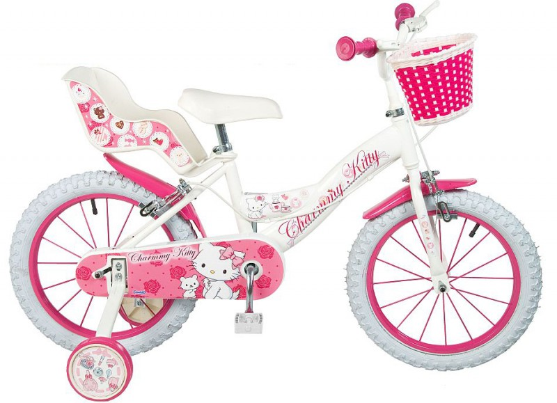 12 14 16 zoll charmmy kitty kinder rad kinderfahrrad. Black Bedroom Furniture Sets. Home Design Ideas