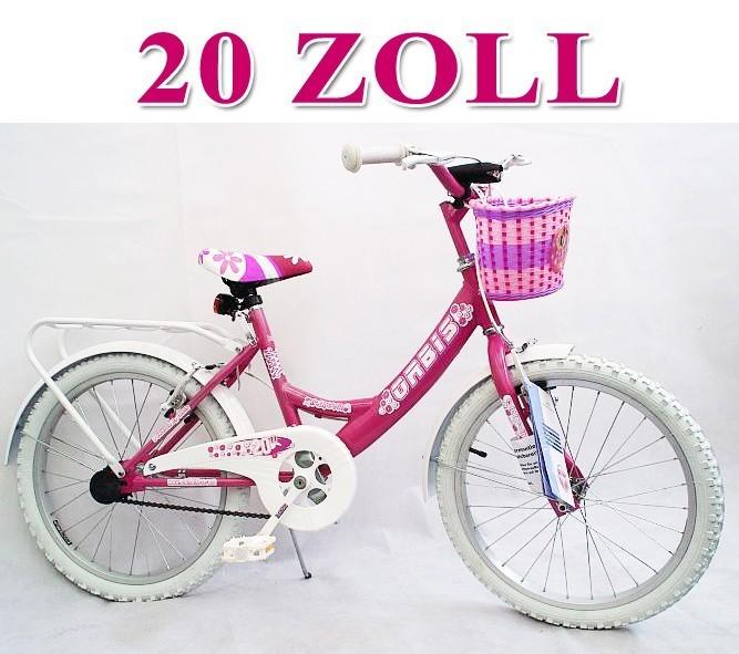 20 zoll kinder fahrrad juegend m dchenfahrrad. Black Bedroom Furniture Sets. Home Design Ideas