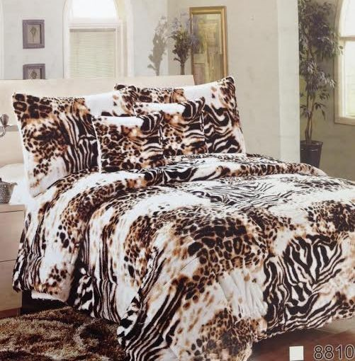 5 tlg tagesdecke kuscheldecke wohndecke bettdecke bett berwurf decke 220 x 240cm ebay. Black Bedroom Furniture Sets. Home Design Ideas