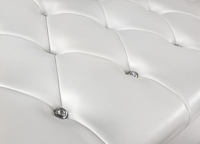 truhe sitztruhe w schetruhe sitzbank lang neu bxtxh 118 43 42 weiss aufbewahrung truhe. Black Bedroom Furniture Sets. Home Design Ideas