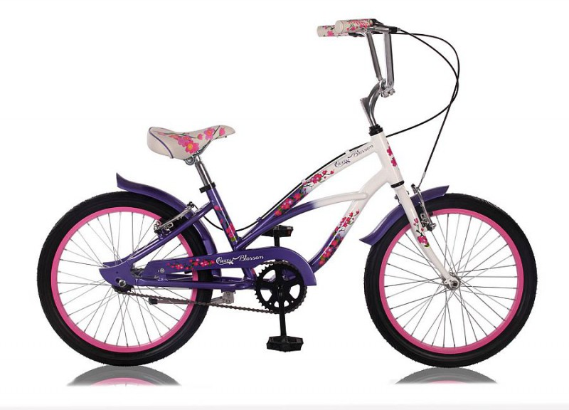 20 20 zoll beachcruiser m dchenfahrrad kinderfahrrad cruiser bike fahrrad rad ebay. Black Bedroom Furniture Sets. Home Design Ideas