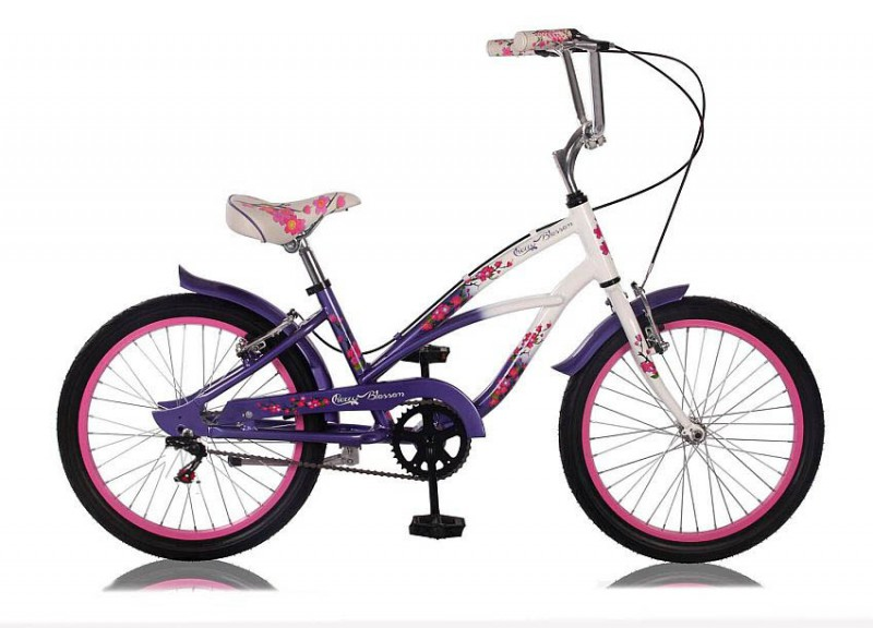 20 20 zoll beachcruiser m dchenfahrrad kinderfahrrad. Black Bedroom Furniture Sets. Home Design Ideas