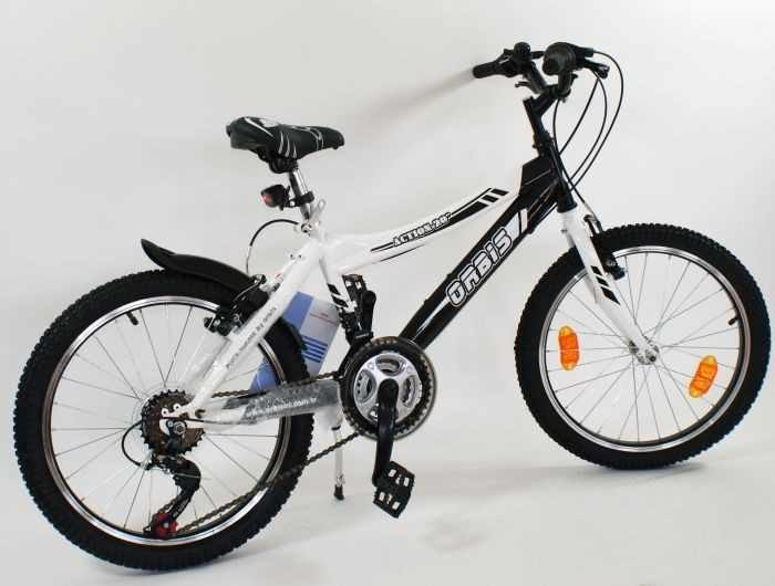 20 zoll mountainbike shimano 18 gang kinder fahrrad ebay. Black Bedroom Furniture Sets. Home Design Ideas