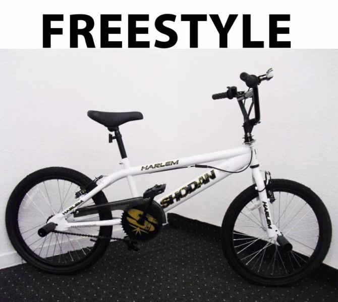 20 zoll bmx kinder fahrrad freestyle bike 360 rotor. Black Bedroom Furniture Sets. Home Design Ideas