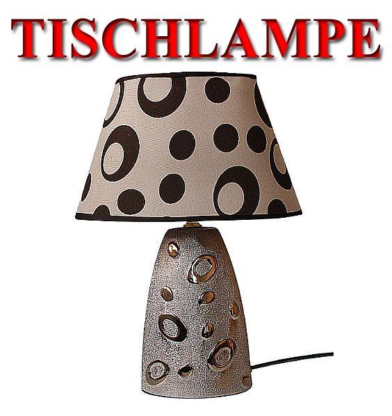 tischlampe im extravaganten design dstl1000 haushalt. Black Bedroom Furniture Sets. Home Design Ideas