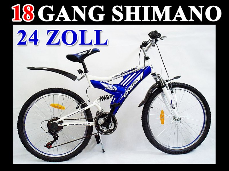 24 zoll mountainbike jugendfahrrad fahrrad kinderfahrrad shimano 18 gang rad neu ebay. Black Bedroom Furniture Sets. Home Design Ideas
