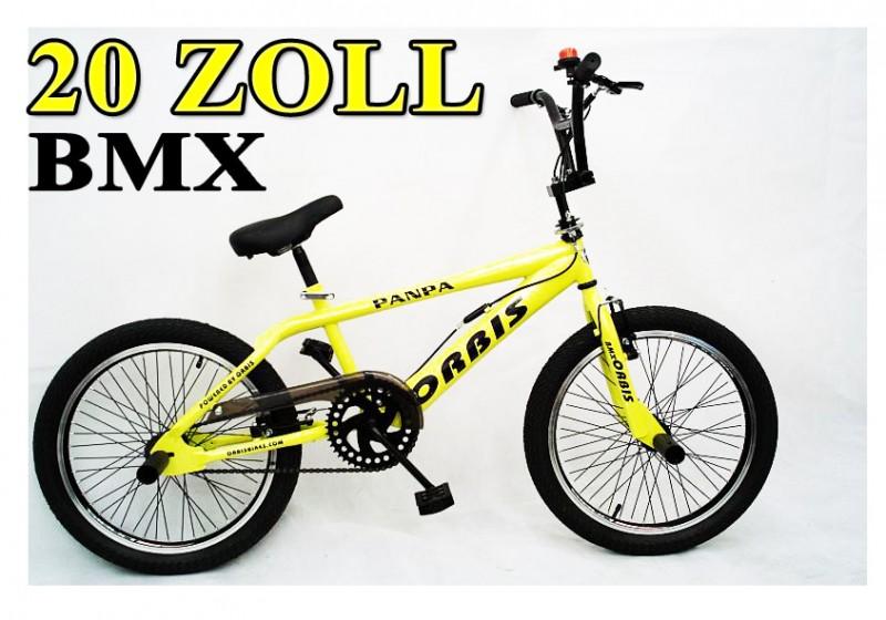 20 zoll bmx kinderfahrrad kinder jugend fahrrad 20 freestyle 360 rotor 4 pegs. Black Bedroom Furniture Sets. Home Design Ideas