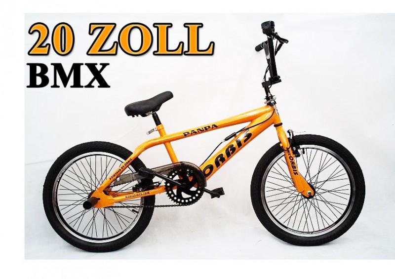 20 zoll bmx kinderfahrrad kinder jugend fahrrad 20. Black Bedroom Furniture Sets. Home Design Ideas