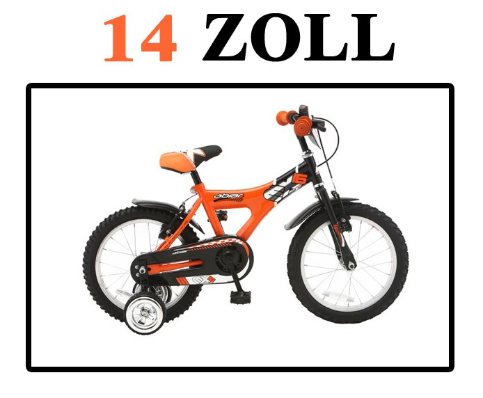 14 zoll kinder fahrrad bmx kinderfahrrad 14 rad kinderrad. Black Bedroom Furniture Sets. Home Design Ideas