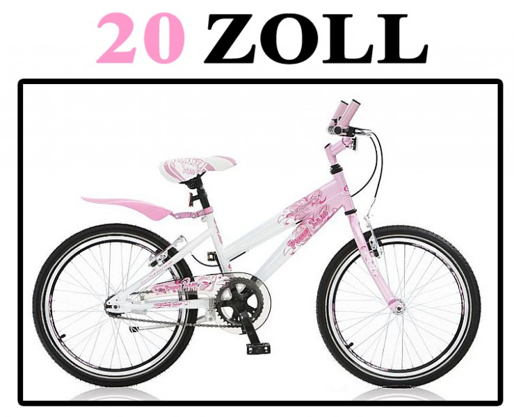 20 zoll bmx fahrrad rad kinderfahrrad m dchenfahrrad. Black Bedroom Furniture Sets. Home Design Ideas