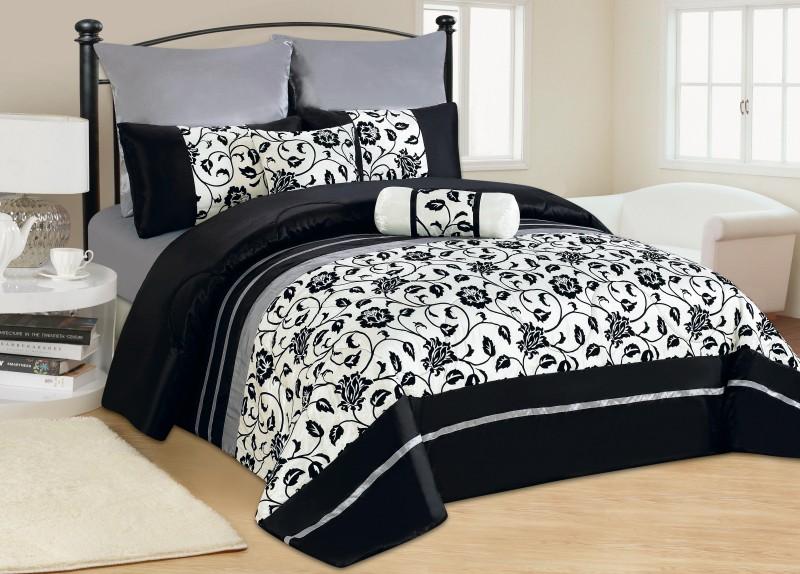 7 Tlg. Moderne Tagesdecke Bettüberwurf 240X260Cm Wählbar Bettwäsche