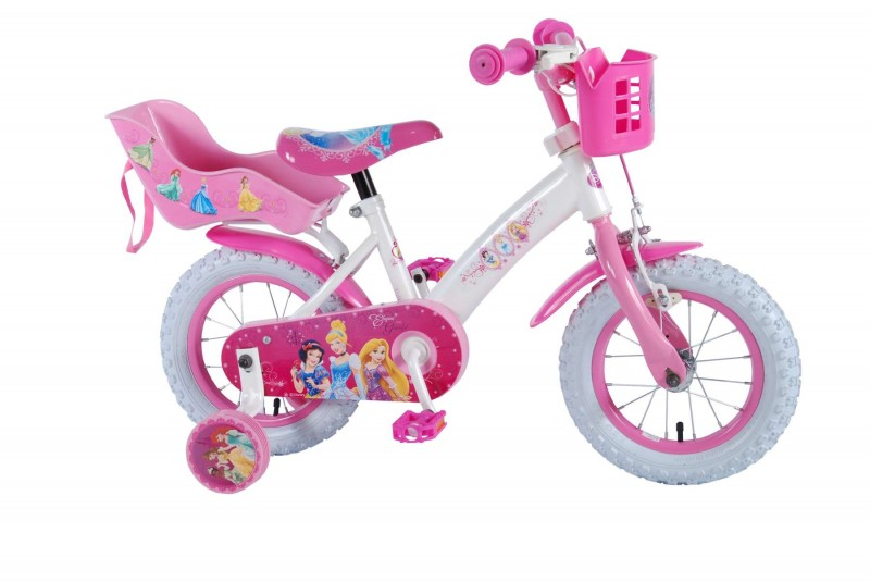 12 14 16 zoll disney princess kinderfahrrad m dchenfahrrad. Black Bedroom Furniture Sets. Home Design Ideas