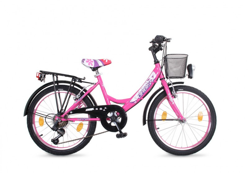 20 zoll kinder fahrrad cityfahrrad m dchenfahrrad rad stvo. Black Bedroom Furniture Sets. Home Design Ideas
