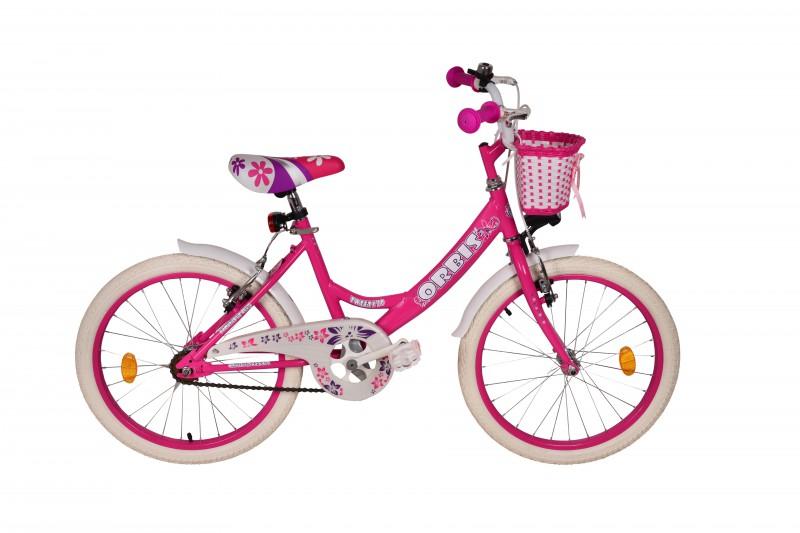 20 zoll kinderfahrrad m dchenfahrrad tweety new pink fahrr der. Black Bedroom Furniture Sets. Home Design Ideas